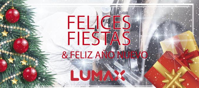 Felices Fiestas Lumax